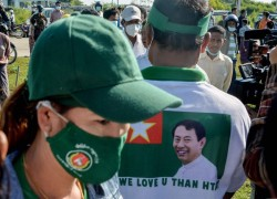 Myanmar's military-backed opposition party stares into political abyss
