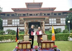 Bhutan establishes formal ties with Germany