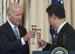 Xi Jinping sends congratulations to US president-elect Joe Biden