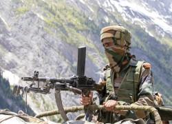 2 INDIAN SOLDIERS OF QRT KILLED IN SRINAGAR TERROR ATTACK