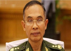 Myanmar defense minister tipped to become VP in new govt