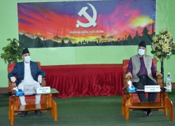 Political infighting in Nepal reaches alarming levels alongside high-level foreign visits