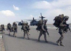 US CLOSES 10 BASES AROUND AFGHANISTAN: REPORT
