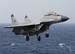 Engine, design deficiencies: Third crash puts Indian Navy's MiG-29K back in focus