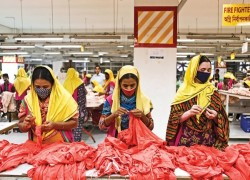 Bangladesh is everyone's economic darling, but it might not last