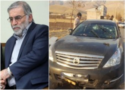 Killing of Iran's top nuclear scientist escalates tension in the Middle East, threatens to derail Biden's plans