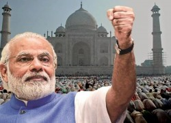 'MODI THREATENS TO TURN INDIA INTO A ONE-PARTY STATE'