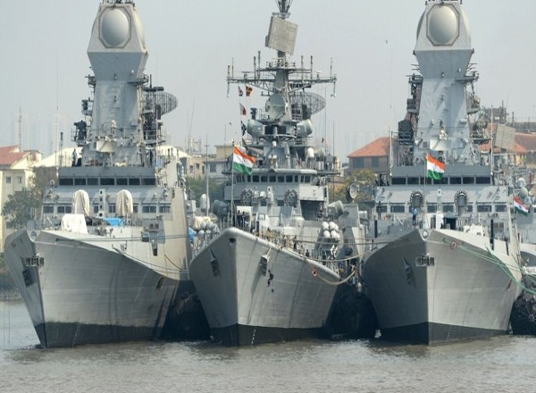 Indian Navy could take minesweeper, helicopters on lease; pushes for 3rd aircraft carrier