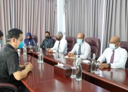 Maldives to work
