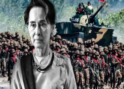 Suu Kyi's Myanmar election victory not enough to budge military