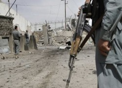KABUL CLAIMS KILLING MASTERMIND OF ATTACK ON ARMY BASE