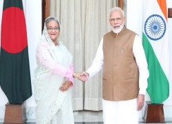 HASINA-MODI VIRTUAL MEETING LIKELY ON DECEMBER 17