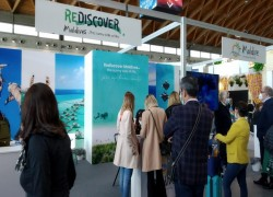 Visit Maldives launched marketing activities in China