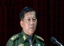 Myanmar's military refuses to comment on chief's retirement