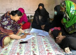 'Moving mountains': How Pakistan's 'invisible' women won workers' rights