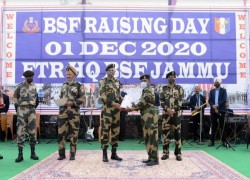 JAMMU FRONTIER OF BSF FACING NEW CHALLENGES FROM PAKISTAN