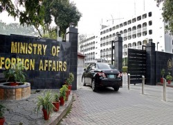 PAKISTAN HAILS PACT BETWEEN AFGHAN GOVT, TALIBAN FOR PEACE TALKS