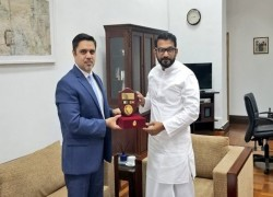 AFGHANISTAN AND SRI LANKA TO SIGN AGREEMENT ON TRANSFER OF SENTENCED PERSONS