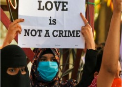 INDIA MUSLIM MAN ARRESTED UNDER 'LOVE JIHAD LAW'