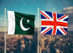 BRITAIN SEES VAST TRADE OPPORTUNITIES IN PAKISTAN