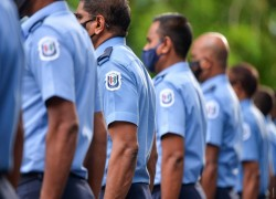 Maldives classifies mutiny within police as a separate crime