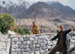 Pakistani project wins international award for shielding villages from natural disasters