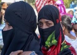 Bangladesh begins moving Rohingya families to remote island