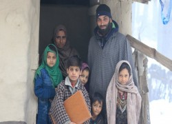 'They are custodians of the jungle': anger as Kashmiri nomads' homes destroyed