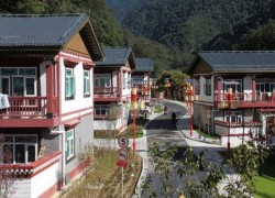 Near the China-Bhutan-India border, a new village is drawing attention to old disputes