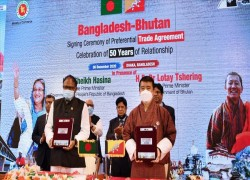 Bhutan, Bangladesh sign preferential trade deal