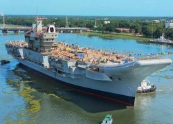 Indian Navy's proposal to acquire a third aircraft carrier may not materialize