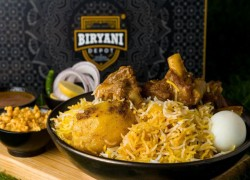 Briyani delivery in India is recipe for success