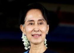 Myanmar's Aung San Suu Kyi faces party-renewal challenge