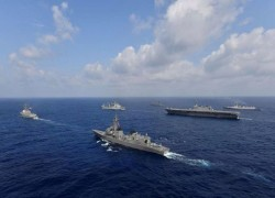 India, US gear up to share maritime military intel