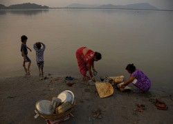 India and China gear up for a new battle, this time over water