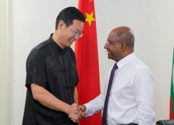 Senior level discussions between Maldives-China tomorrow