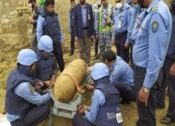 Liberation War era bomb found at Dhaka airport