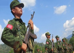 Myanmar military holds meeting with Arakan Army in Wa Region