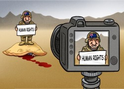 NATO should probe war crimes if it cares about human rights in Afghanistan