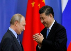 China-Russia ties 'high on Beijing's foreign policy agenda' for 2021