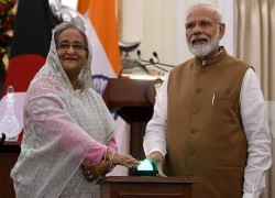 Modi-Hasina summit to highlight infrastructure, connectivity projects