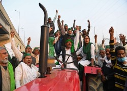 India neglects agriculture, blames China and Pakistan for farmers' unrest