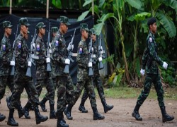 Myanmar Soldiers Injured During Clashes With KNLA Troops