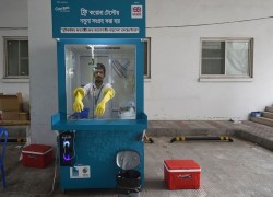 India seeks to mend Bangladesh ties with vaccine diplomacy