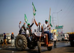 Why India's farmers won't stop protesting