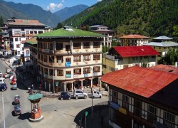 Thimphu city of Bhutan goes into complete lockdown