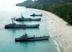 India needs two maritime theatres of command, not one