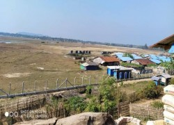 Rohingya complain about Myanmar's relocation plans to 'flooded' camp
