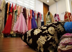 'The brides feel like Cinderella': the free wedding shop helping India's poor