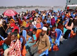Bangladesh 'set to move' new group of Rohingya to remote island